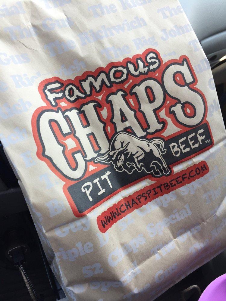 Chaps Pit Beef: 1013 Beards Hill Rd, Aberdeen, MD