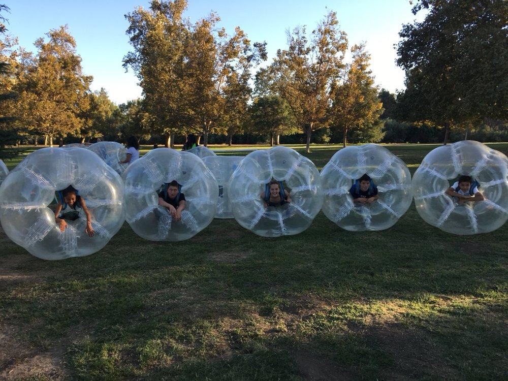 LA Bubble Soccer