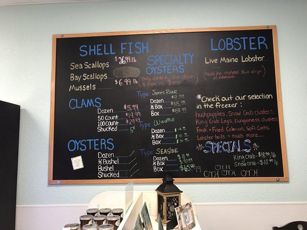 Off The Hook Seafood Restaurant Chesapeake Va