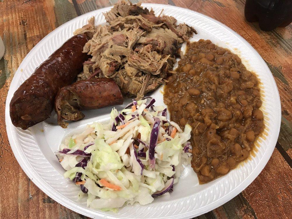 Choate BBQ: 5500 Bells Ferry Rd, Acworth, GA
