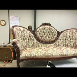 Photo Of Gl Upholstery Company Birmingham Al United States Reupholsterd Sofa
