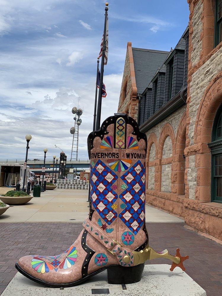 Cheyenne Depot Museum: 121 W 15th St, Cheyenne, WY