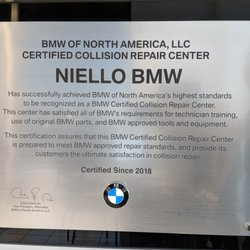 Niello Collision Center - 2019 All You Need to Know BEFORE You Go