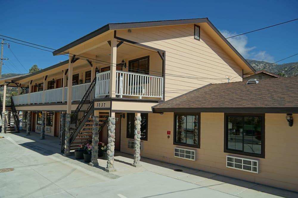 Motel  Frazier Park