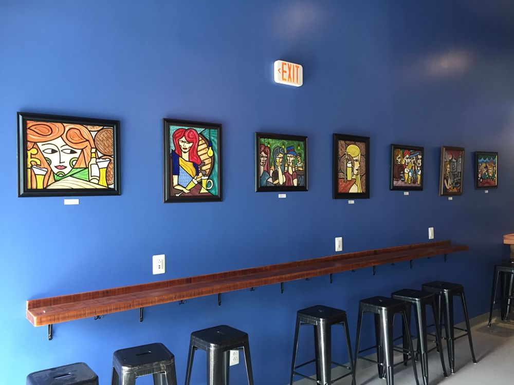 Rocket Frog Brewing Company: 22560 Glenn Dr, Sterling, VA
