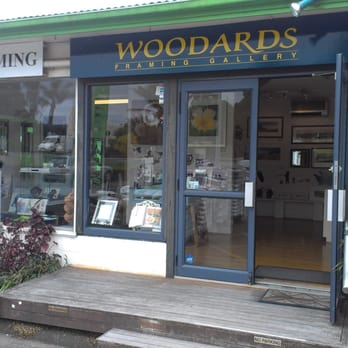 Woodards Framing Gallery - Picture Framing - 4155 Great North Rd ...