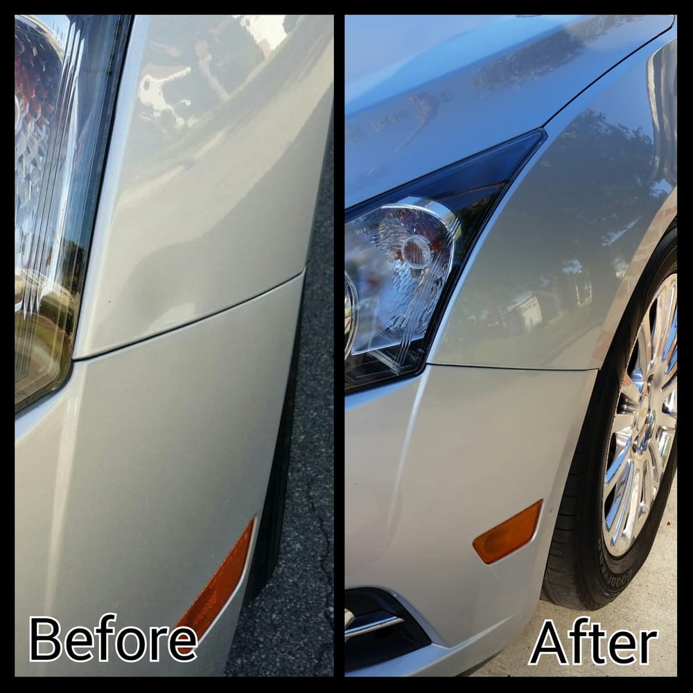 No Paint Dent Removal Near Me