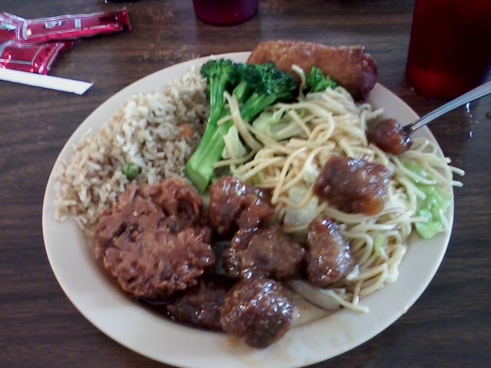Chinese Food Buffet Mesa Az