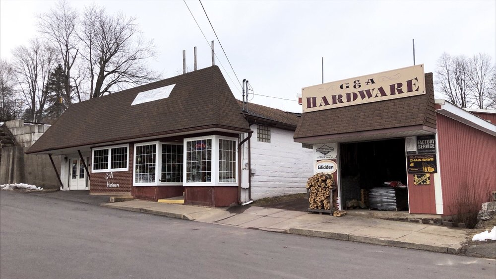 G & A Hardware: 107 Susquehanna St, White Haven, PA