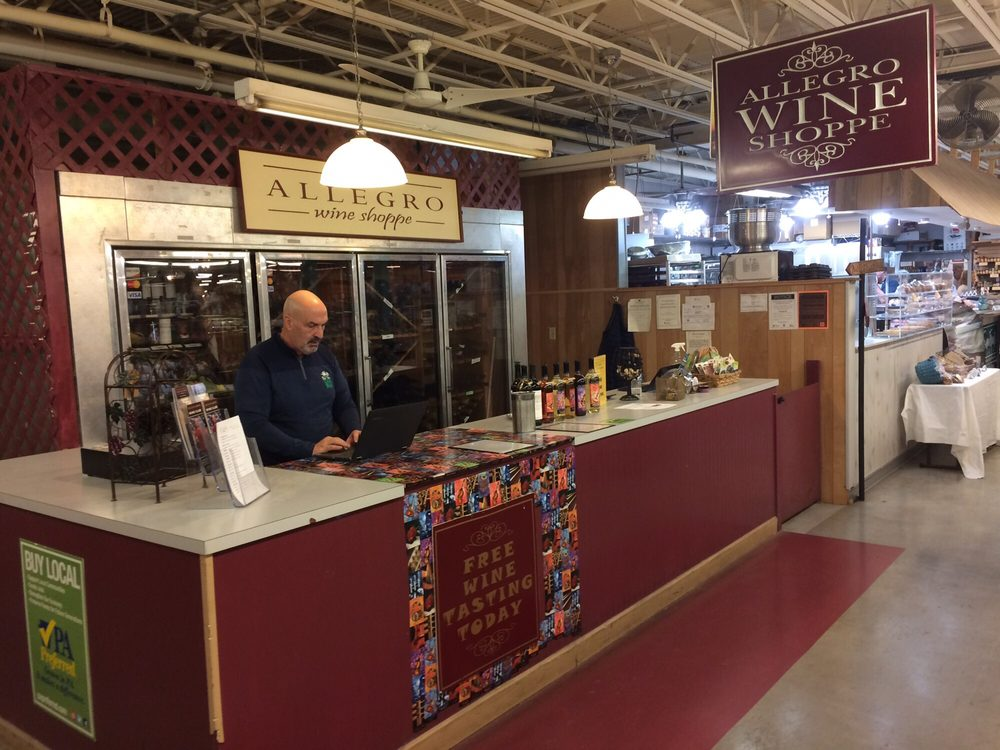 Allegro Wine Shoppe: 900 Market St, Lemoyne, PA