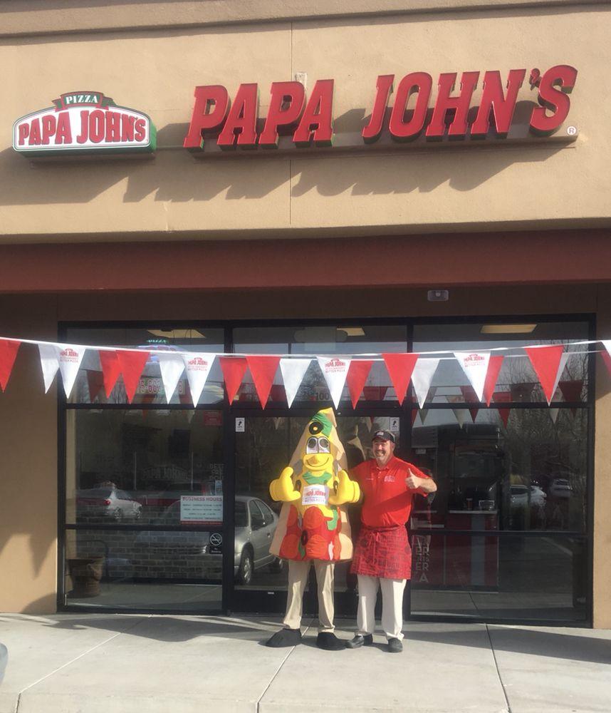 Photo Of Papa Johnu0027s Pizza   Sparks, NV, United States. Mr. Slice
