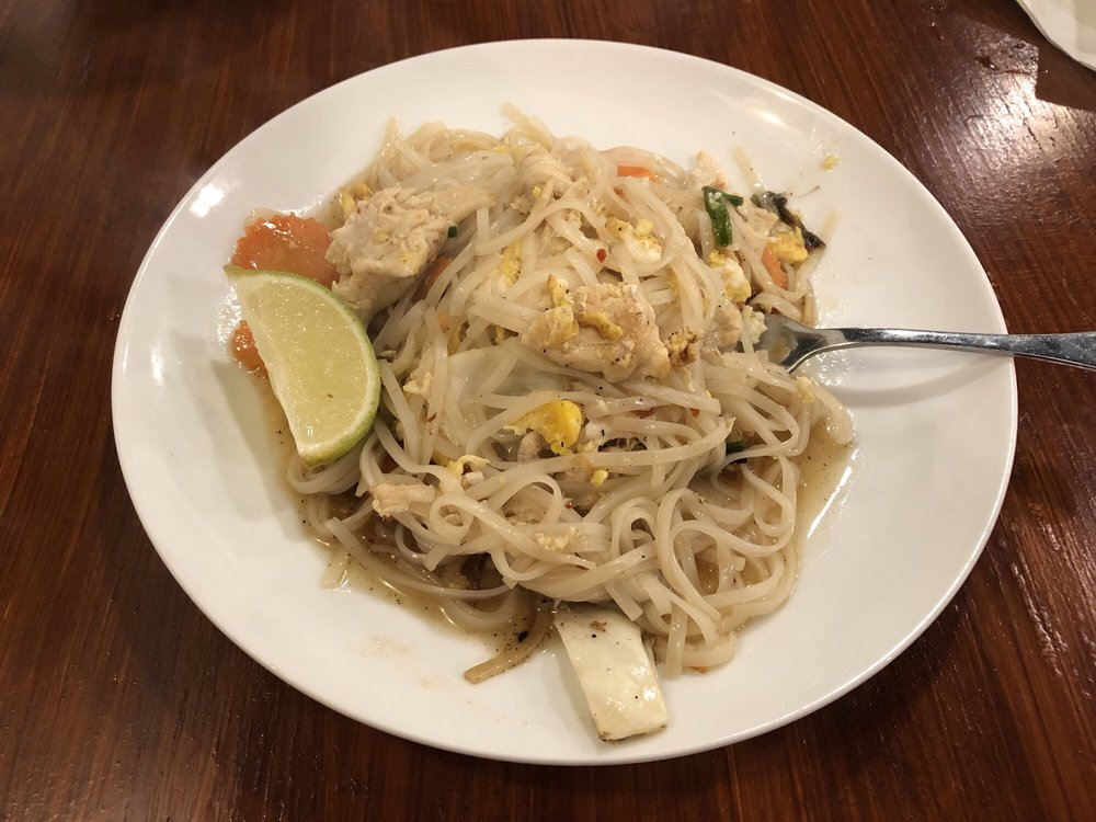 Thai Cafe: 109 W Central Ave, Temple, TX