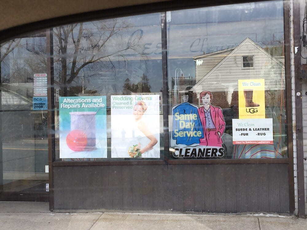 Lee Cleaners Expert Tailoring: 249- 06 Hillside Ave, Bellerose, NY