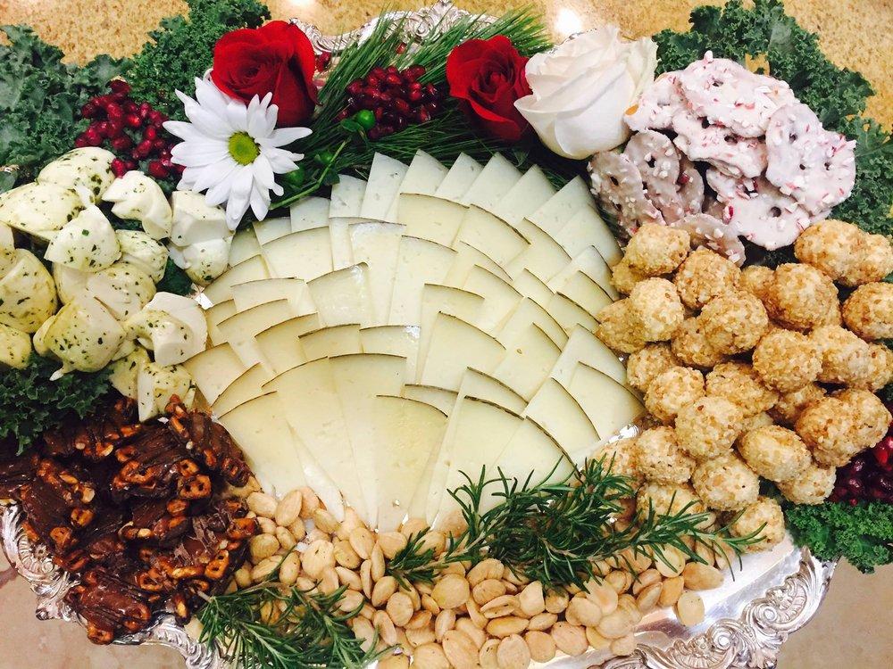 Christmas Cheese Platter.Christmas Cheese Platter Yelp