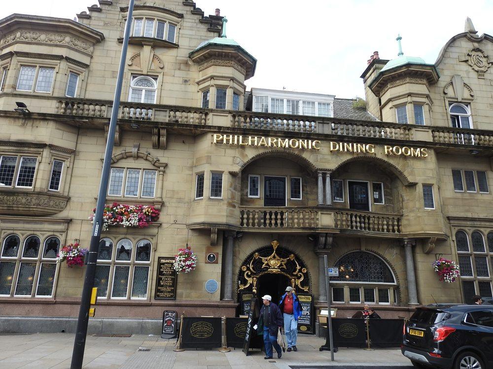Restaurants Near Liverpool Philharmonic