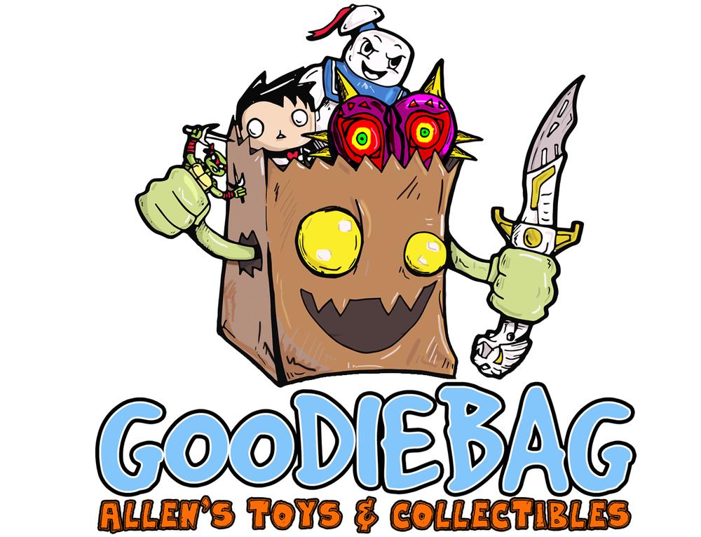 Goodiebag Allen's Toys & Collectibles