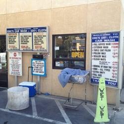 Eric S Car Wash Chico