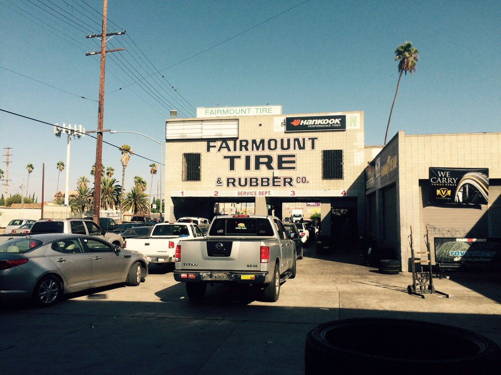 Photo Of Fairmount Tire Rubber Los Angeles Ca United States Welcome