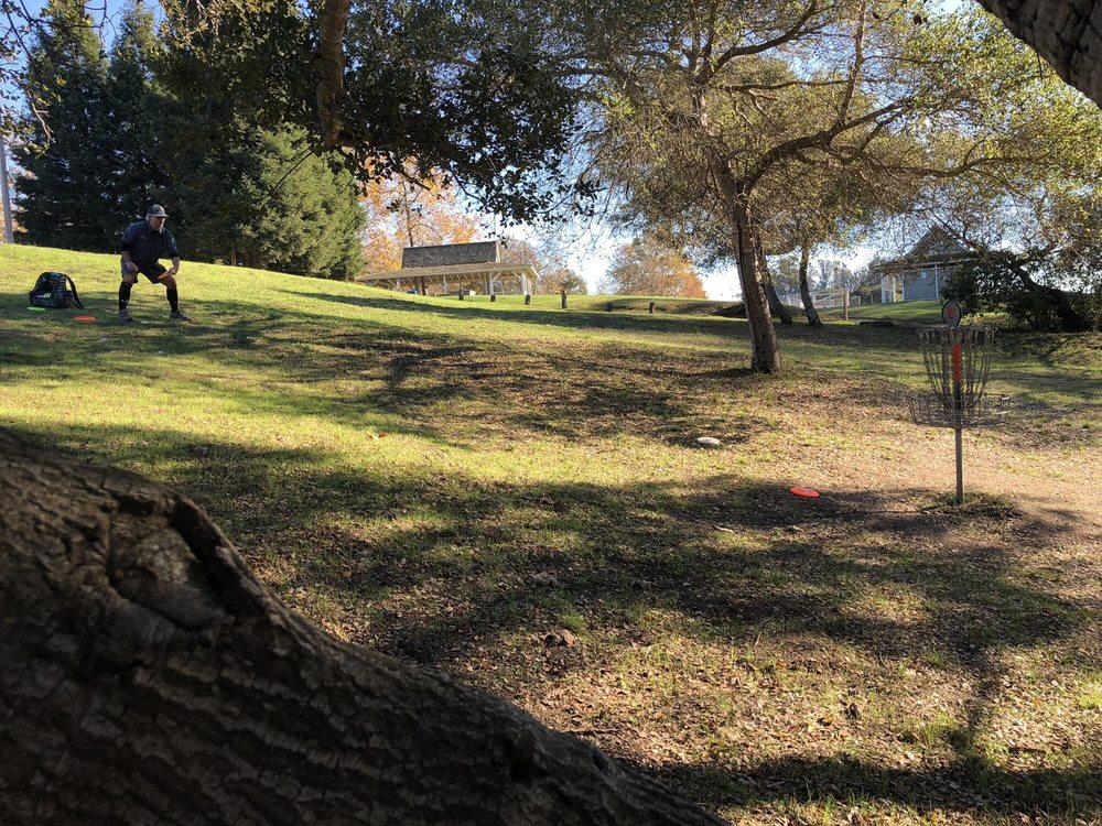 Pinto Lake Disc Golf Course