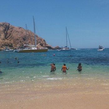 Photo Of Santa Maria Beach El Paraje Baja California Sur Mexico Beautiful