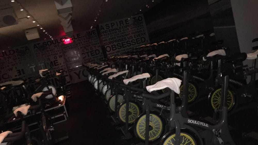 SoulCycle Short Hills