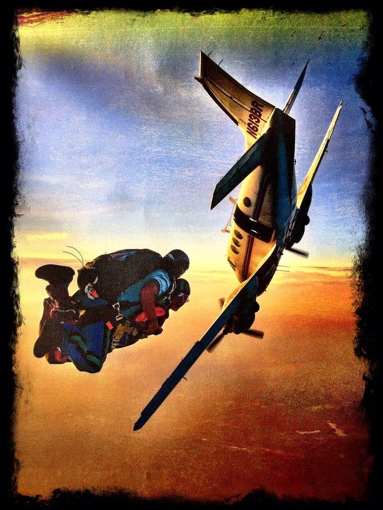 Skydive Monroe
