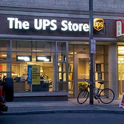 The UPS Store - Printing Services - 407 College Ave, Ithaca