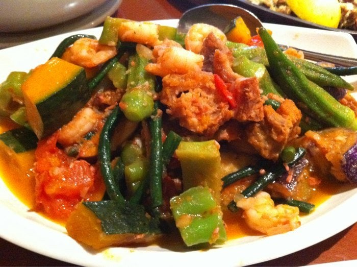 Photo Of Patio Filipino   San Bruno, CA, United States. Pinakbet