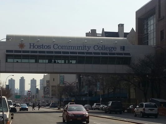 Hostos Campus Map.Hostos Community College 500 Grand Concourse Bronx Ny Colleges