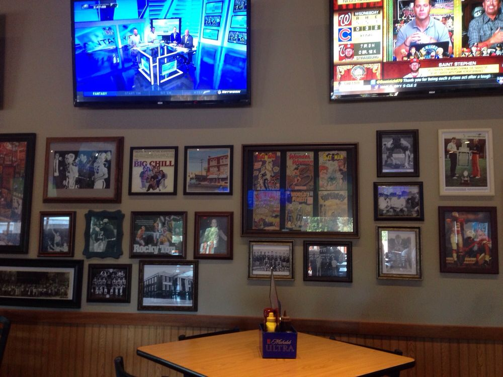 Good Ole Days Sports Grille: 247 Merchants Greene Blvd, Morristown, TN