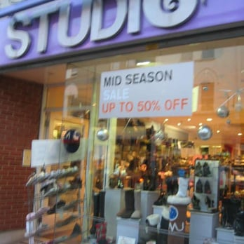 Shoe Shops In Enfield