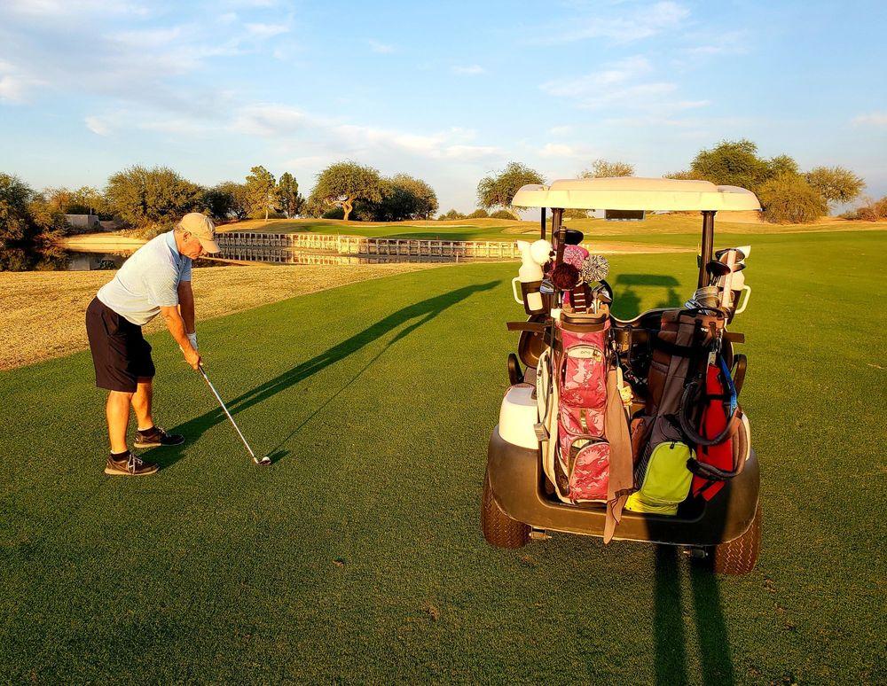 Aguila Golf Course: 8440 S 35th Ave, Phoenix, AZ