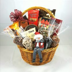 Photo of Red Red White Gift Baskets - Edmonton, AB, ...