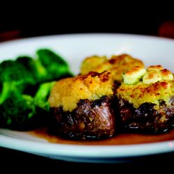 Photo Of Johnny S Italian Steakhouse West Chester Oh United States Filet Trio