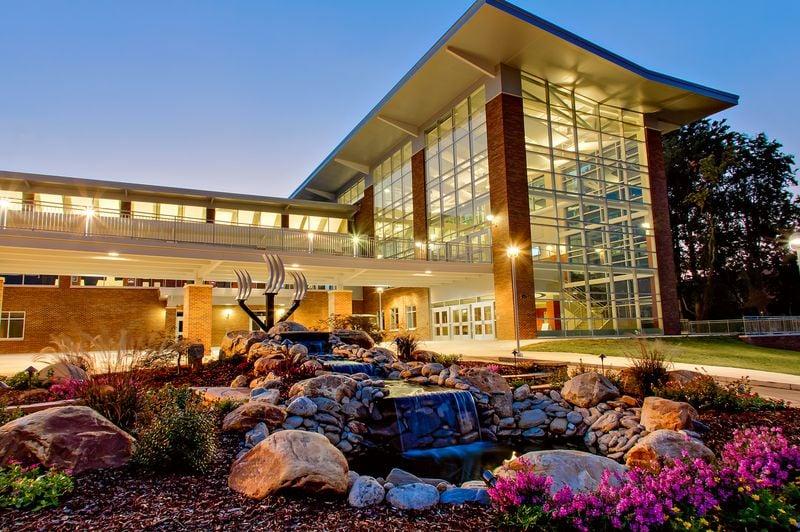 The Legrand Center: 1800 E Marion St, Shelby, NC