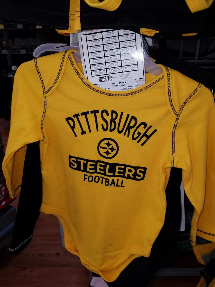 detailed look 01d2f 0f639 Go Steelers!! - Yelp