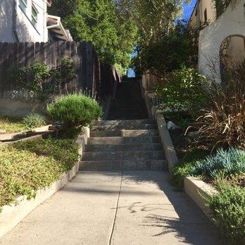 Photo Of Secret Stairs   Pasadena, CA, United States