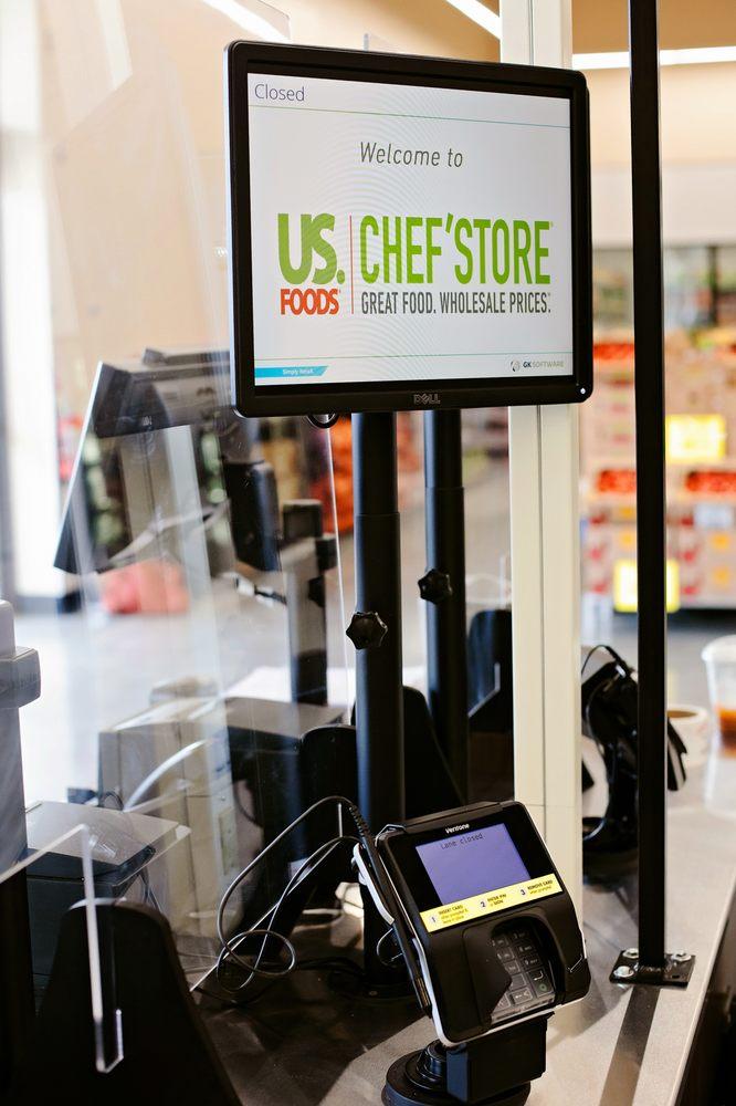US Foods CHEF'STORE: 6985 65th St, Sacramento, CA