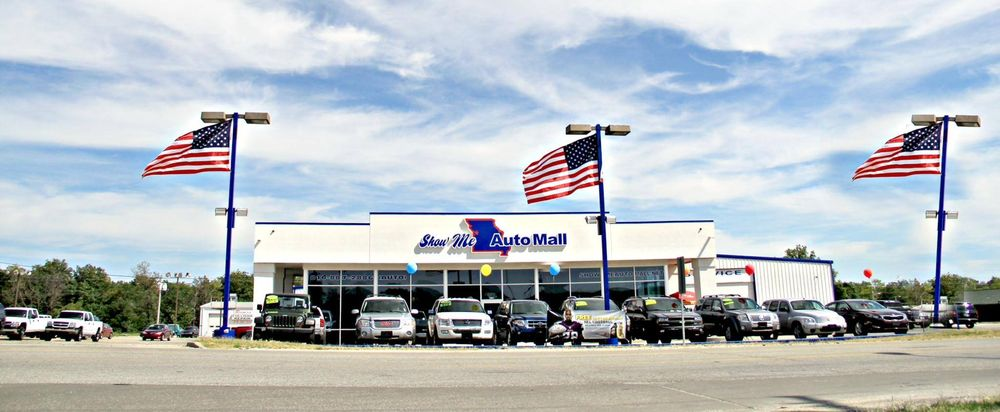 Show Me Auto Mall: 1901 N State Rt 291 Hwy, Harrisonville, MO