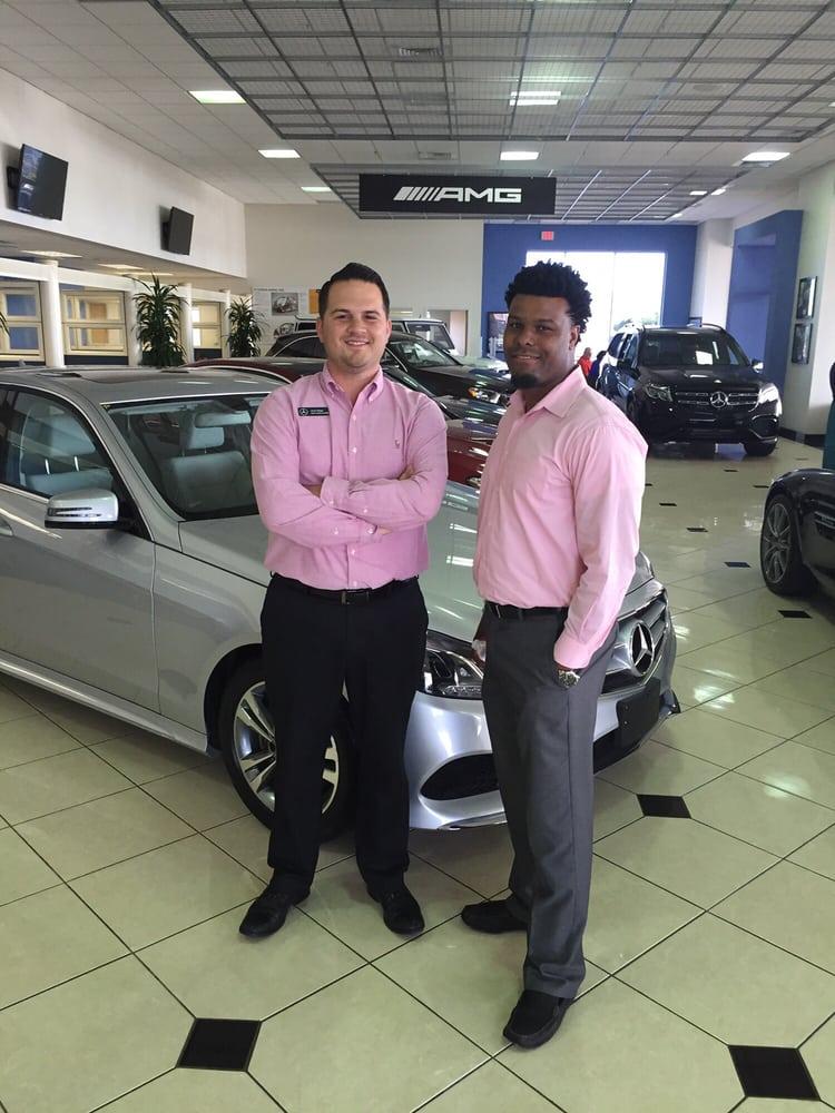 Best salesmen ever jacob yelp for Mercedes benz of austin georgetown