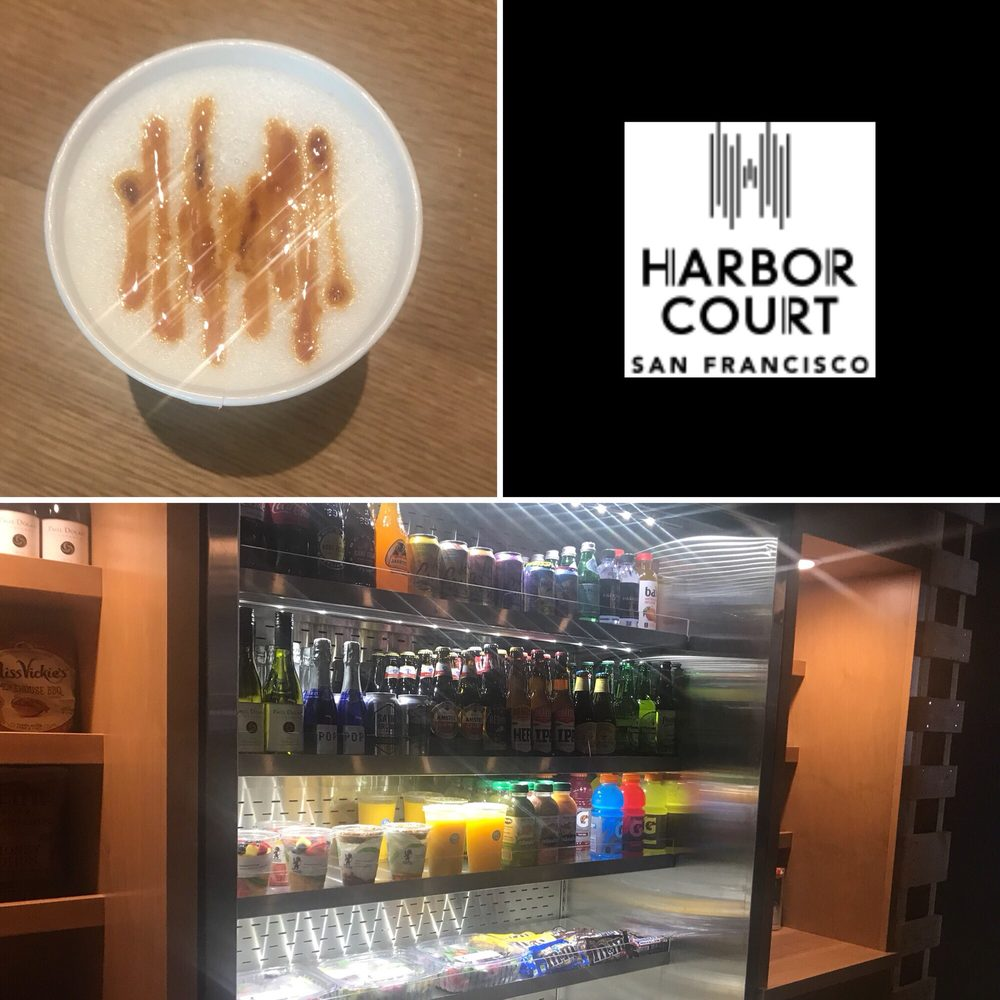 Harbor Court Cafe