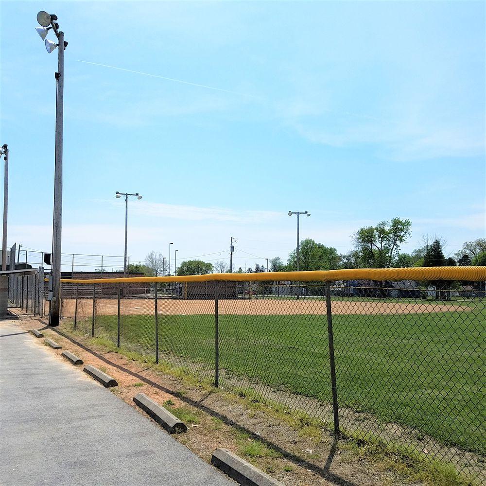 Playacres Park: 300 E Madison St, Fairmount, IN