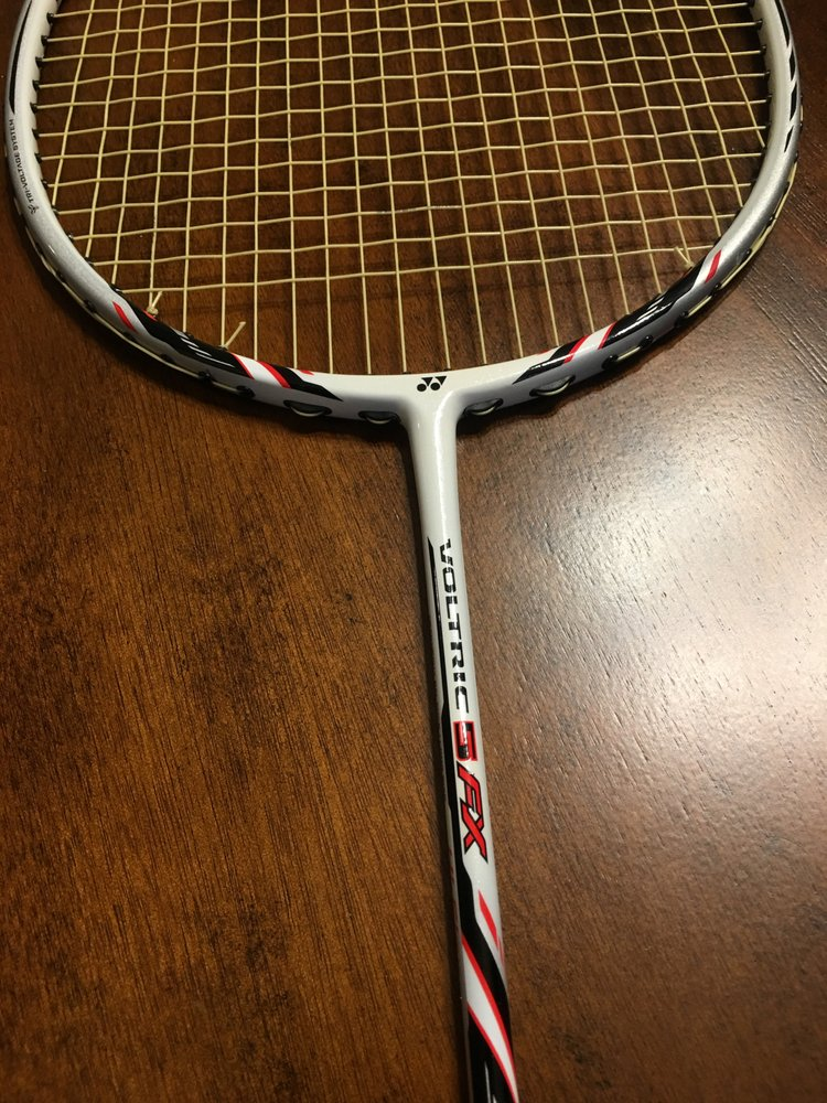 TGF-b Badminton Stringing: Latham, NY