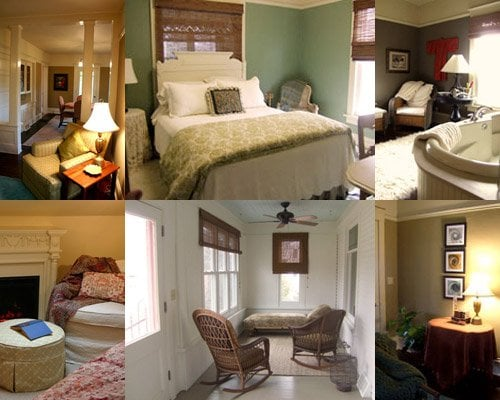 Albany House Bed & Breakfast: 405 S Mill St, Albany, WI
