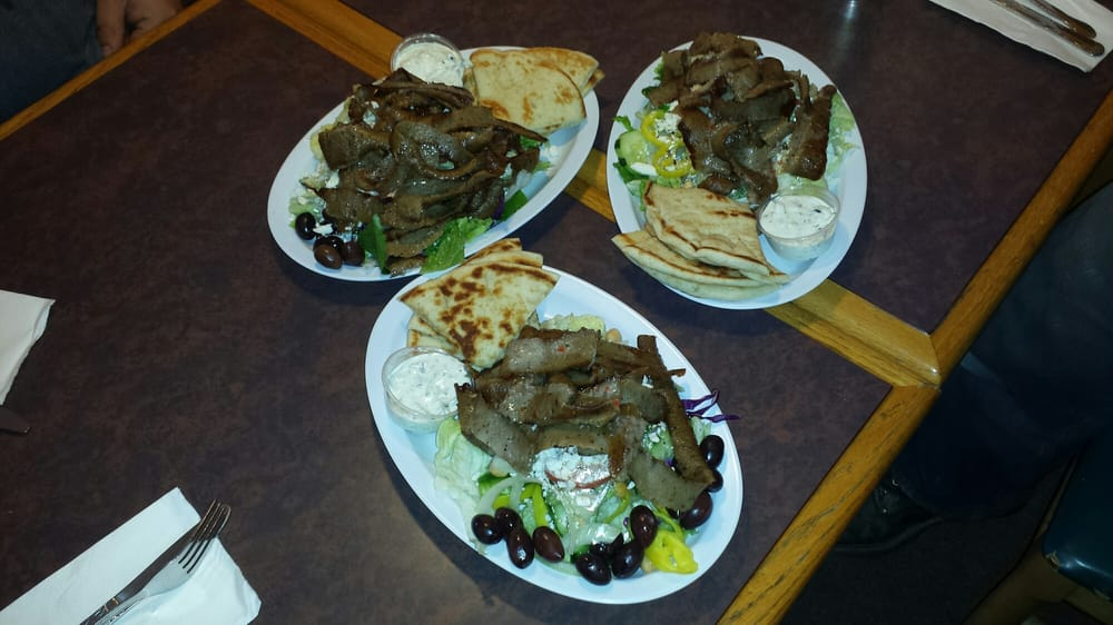 El Greco Cafe: 233 Main St, Greenfield, MA