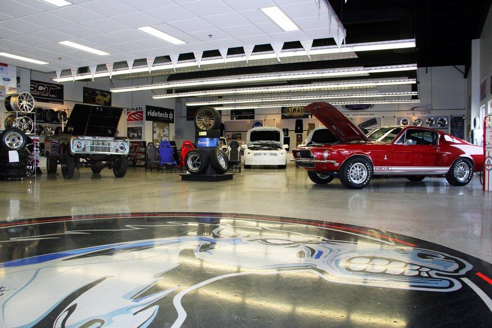 CJ Pony Parts Showroom - Yelp