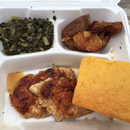 Photo Of Country Kitchen Greensboro Nc United States Grilled En Plate With