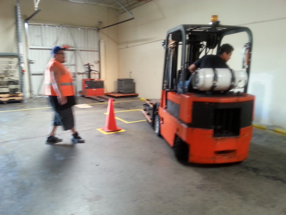 Aaa Forklift 27 Photos Adult Education 1271 Columbia Ave