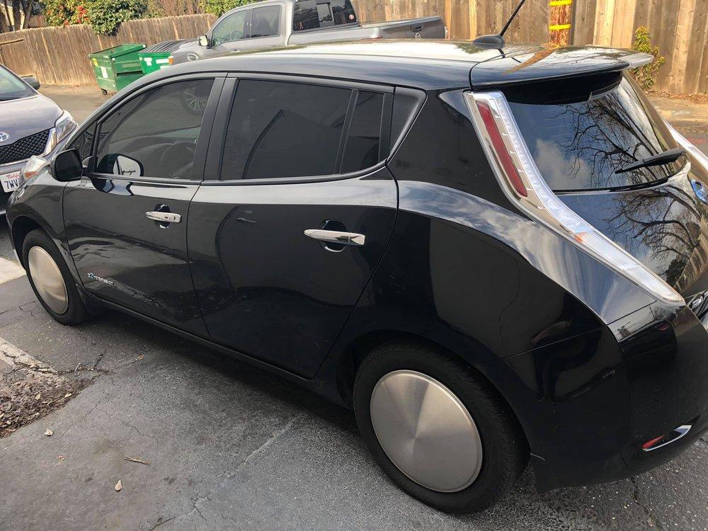 Stealth Window Tint in Chico: 897 E 20th St, Chico, CA