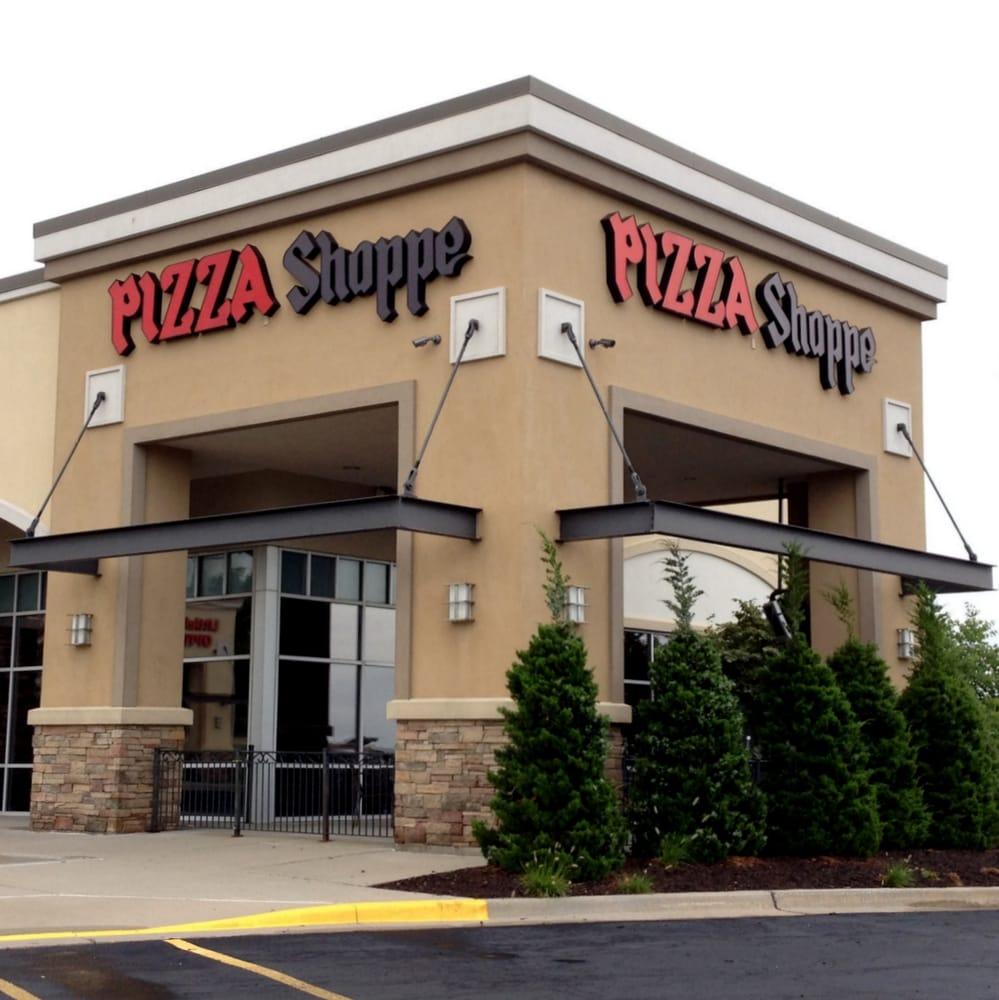 Pizza Shoppe Kansas City Mo